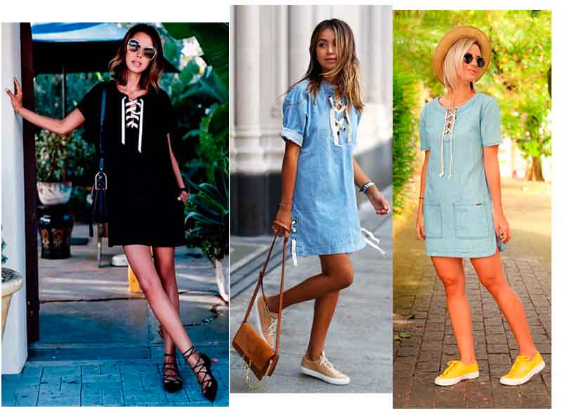 vestidos-lace-up